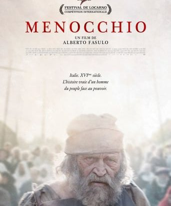 "Affiche du film ""Menocchio"""