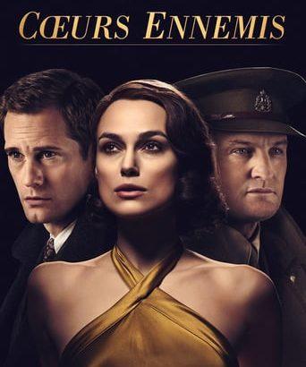 """Affiche du film """"Cœurs ennemis"""""""