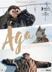 "Affiche du film ""Ága"""