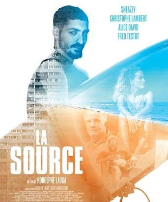 """Affiche du film """"La source"""""""