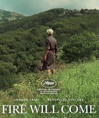 """Affiche du film """"Viendra le feu"""""""