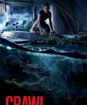 "Affiche du film ""Crawl"""