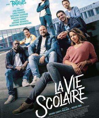 """Affiche du film """"La vie scolaire"""""""