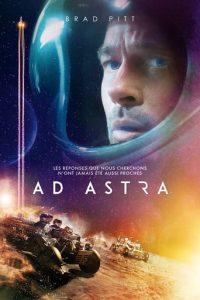 "Affiche du film ""Ad Astra"""