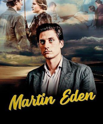 """Affiche du film """"Martin Eden"""""""