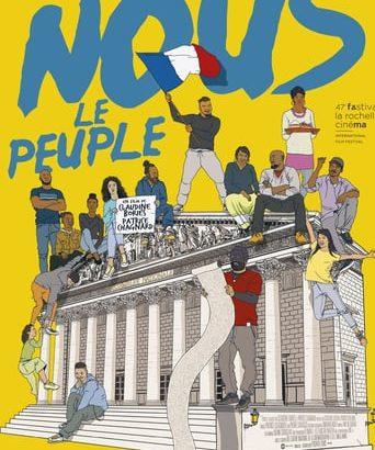 """Affiche du film """"Nous le peuple"""""""
