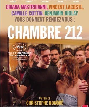 """Affiche du film """"Chambre 212"""""""