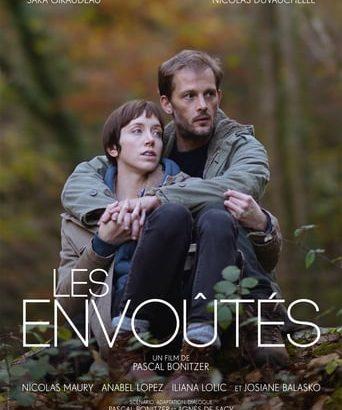 """Affiche du film """"Les envoûtés"""""""