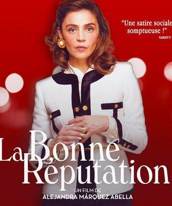 """Affiche du film """"La bonne réputation"""""""