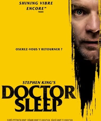 "Affiche du film ""Doctor Sleep"""