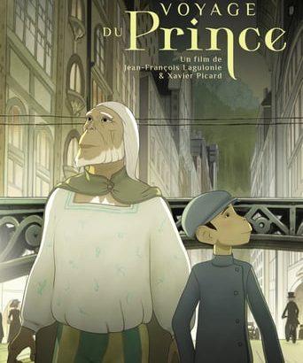 """Affiche du film """"Le Voyage du Prince"""""""