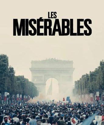 """Affiche du film """"Les Misérables"""""""