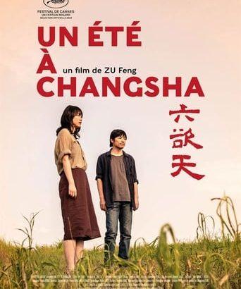 """Affiche du film """"Un été à Changsha"""""""