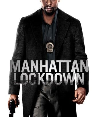 "Affiche du film ""Manhattan Lockdown"""