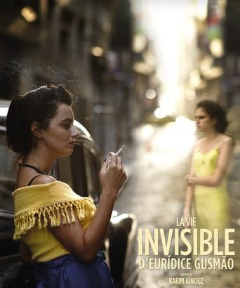 """Affiche du film """"La vie invisible d'Eurídice Gusmão"""""""