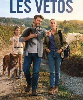 """Affiche du film """"Les vétos"""""""